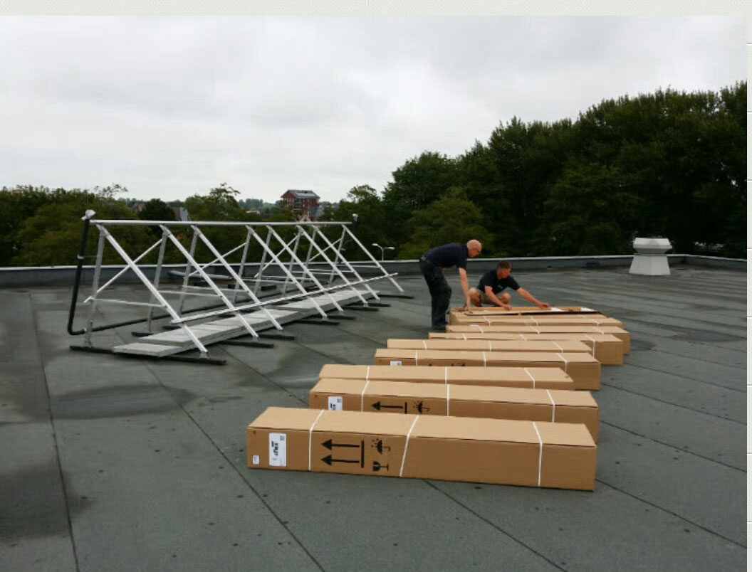 Heatpipes systeem - Brouwer Installatiebedrijf