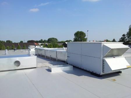 Ventilatie en luchtbehandeling